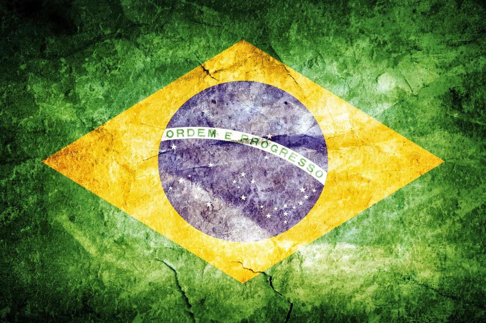 Brazil Flag World Cup 2014 Wallpaper desktop