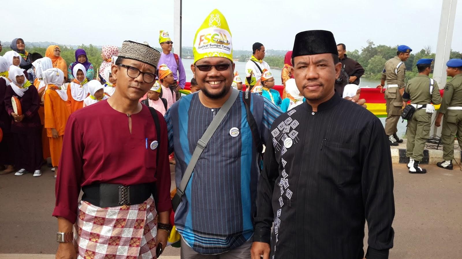 Petinggi Pariwisata Kepri dan Tanjungpinang