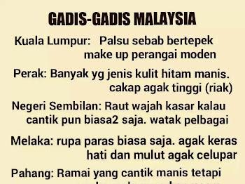 WW #85 | Jenis gadis Malaysia