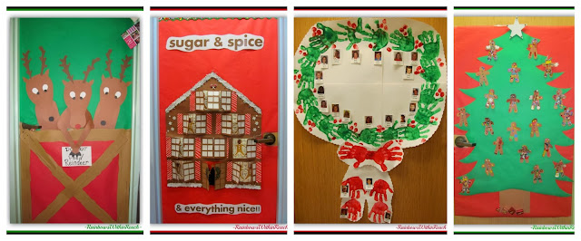 www rainbowswithinreach blogspot com rh rainbowswithinreach blogspot com Christmas Designs for the Classroom Door Christmas Designs for the Classroom Door