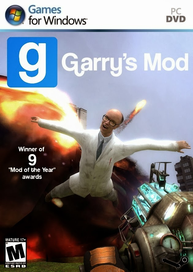 Descargar Gratis Garry's Mod 13 PC Full Repack No-Steam Green Luma Online MEGA MG