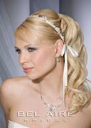 Hermosos peinados de novia 2012