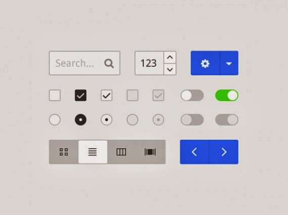 Simple UI Kit – Free