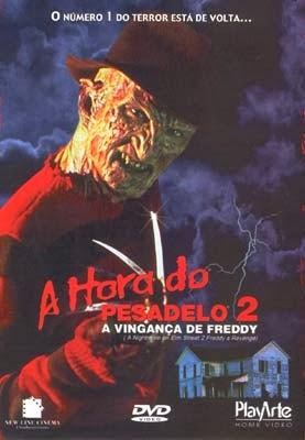 A Hora do Pesadelo 2: A Vingança de Freddy – Dublado (1985)