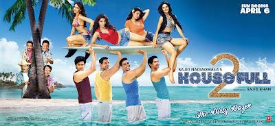 Housefull 2 HQ wallpaper featuring Akshay Kumar, John Abraham, Riteish Deshmukh, Shreyas Talpade, Asin, Jacqueline Fernandez, Zarine Khan, Shahzan Padamsee