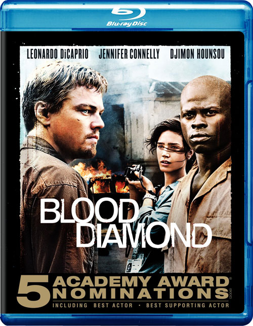 Blood Diamond (2006) 720p BluRay 850Mb