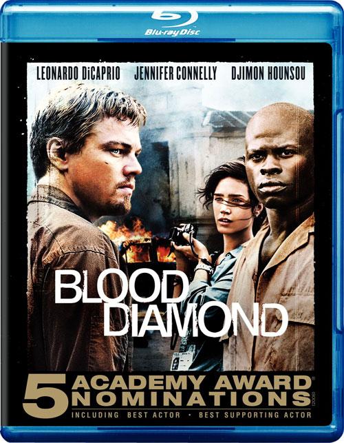 Blood Diamond (2006) 720p BluRay 850Mb