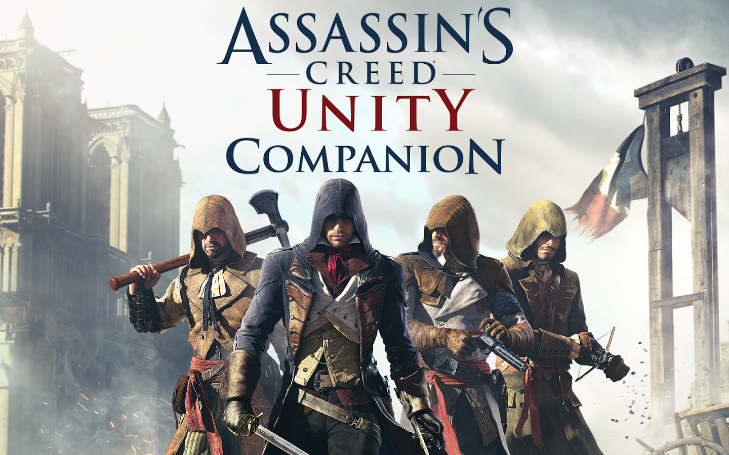 Free Assassin s Creed Unity Wallpapers PC Game  - assassins creed unity wallpapers