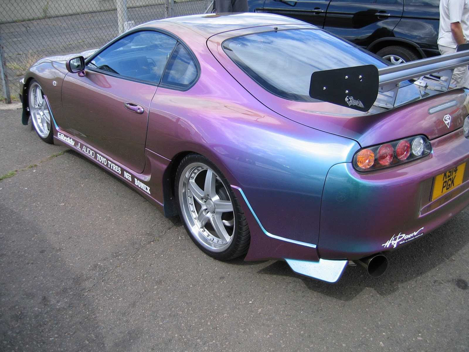 Hd Cars Wallpapers Toyota Supra