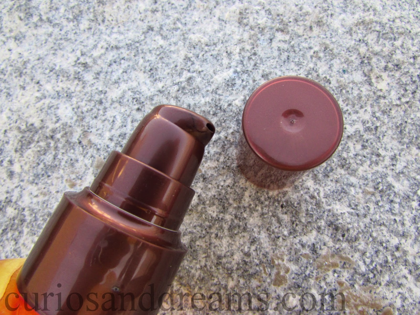 Wella Oil Reflections review, Wella Oil Reflections hair serum review