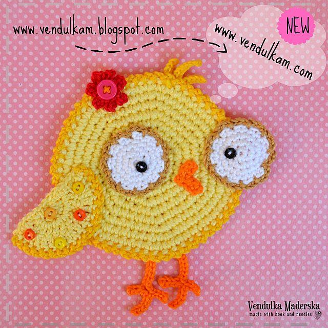 vendulkam crochet patterns