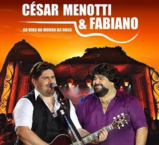 César Menotti e Fabiano -No Morro Da Urca   Ao Vivo