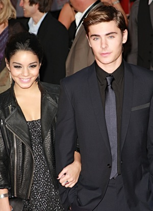 zac efron wallpapers. zac efron and vanessa hudgens