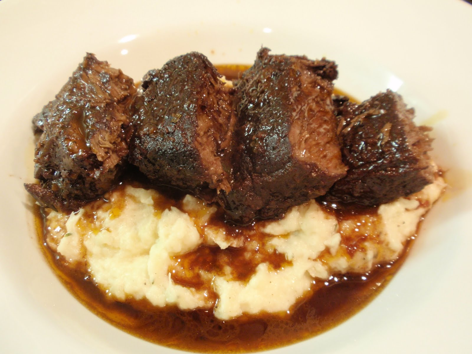 Test #45: Braised Beef Short Ribs with Parsnip Puree | Bon Appétit ...