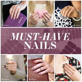Image: Jamberry Nail Wraps samples