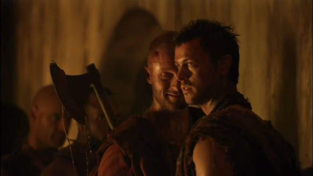 Spartacus Vengeance Serie Descargar Español Latino HDTV Temporada 3 Completa