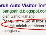Memasang Deskripsi di Setiap Postingan agar Blog Cepat Seo