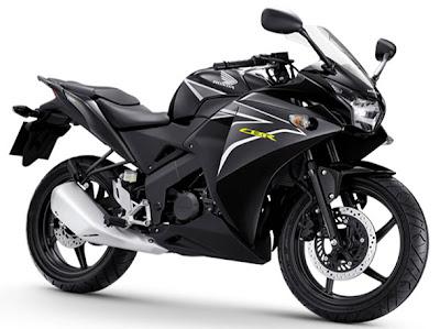2011 New Honda CBR150R