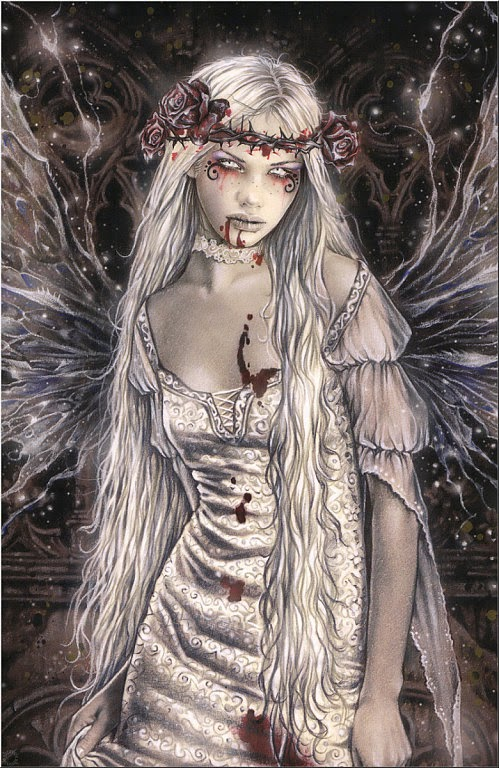 Images of gothic women