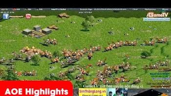 Aoe Highlights - Mãn nhãn với game đấu Chim Sẻ Đi Nắng(Hittite) chủ lực