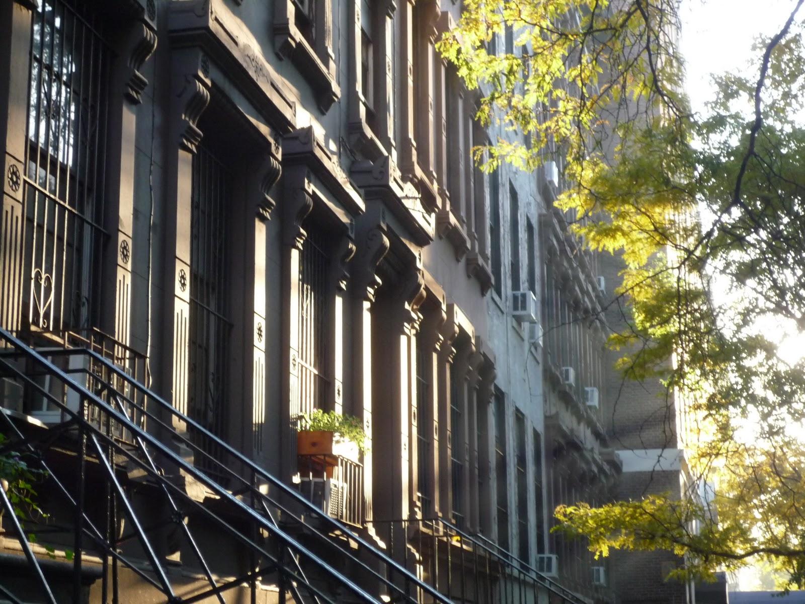 city girl writes an autumn walk on the upper west side. Black Bedroom Furniture Sets. Home Design Ideas