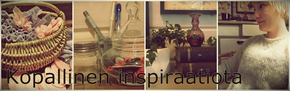 Kopallinen inspiraatiota