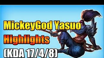 Highlight Yasuo