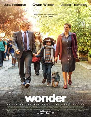 Poster Of Hollywood Film Watch Online Wonder 2017 Full Movie Download Free Watch Online 300MB