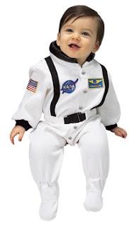 Astronaut Suit for infants