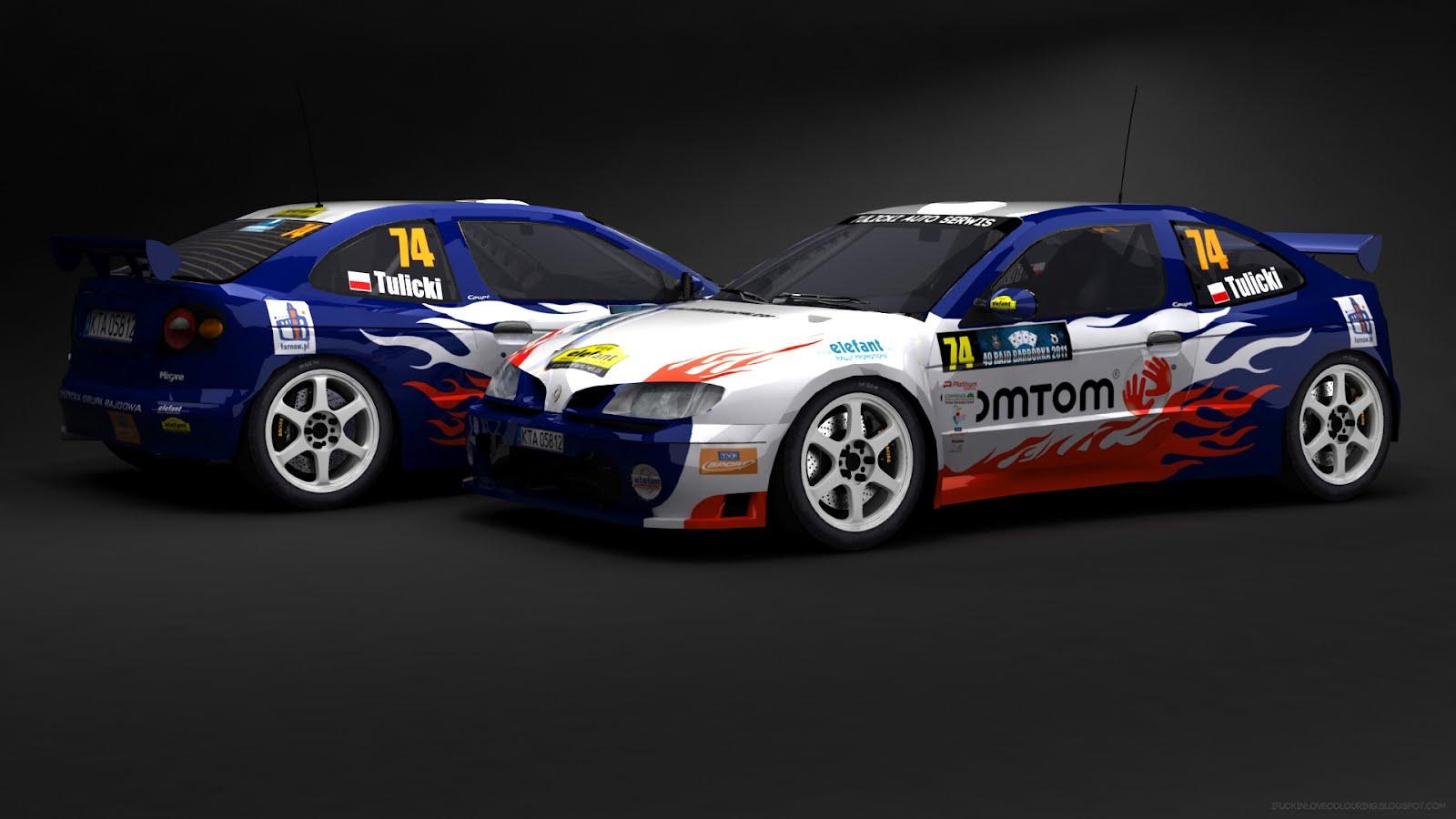 Rally Cars for sale - Rally24.com