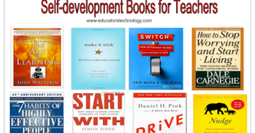 30 Great Books for Teachers and Educators