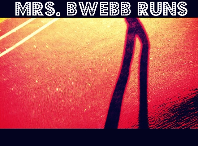 Mrs. B.Webb Runs