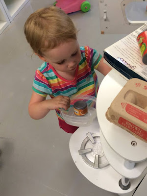 kitchen, pretend play, egg carton, play food