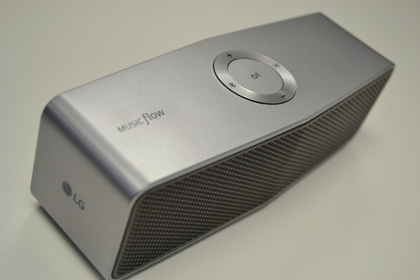 LG Music Flow P7 Portable Bluetooth Speaker Review