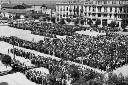 Θεσσαλονίκη-άουσβιτς: 70 χρόνια από την