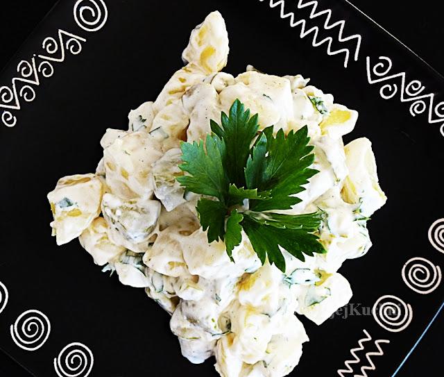 kartofel salad