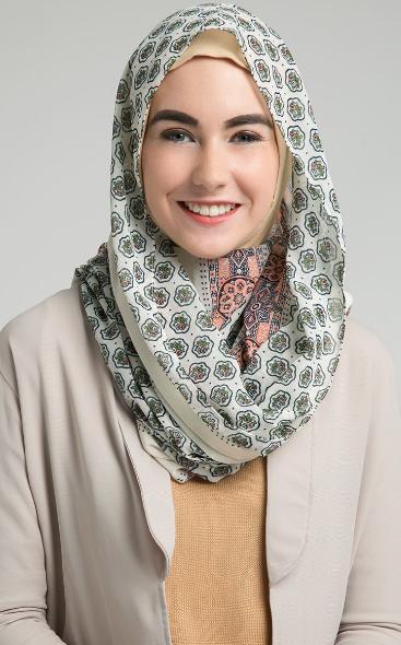 Trend Model Hijab Modern Terbaru
