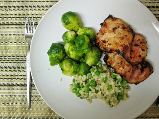 girl eats world: Pineapple Lime Grilled Chicken