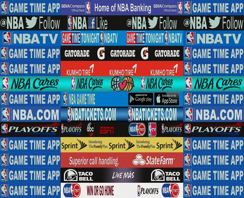 NBA 2K14 Houston Rockets Playoffs Dornas Mod