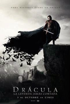 Dracula: La leyenda jamas contada