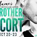 Beharangozó - Leigh James: My Stepbrother, My Escort {Nyereményjáték}