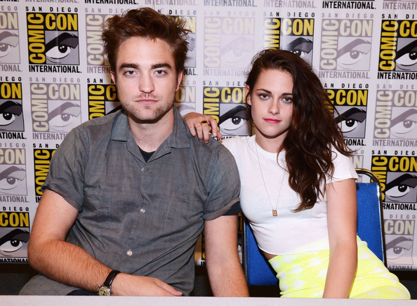 Robert Pattinson's Musical Secret to Wooing Kristen Stewart » Gossip | Robert Pattinson | Kristen Stewart