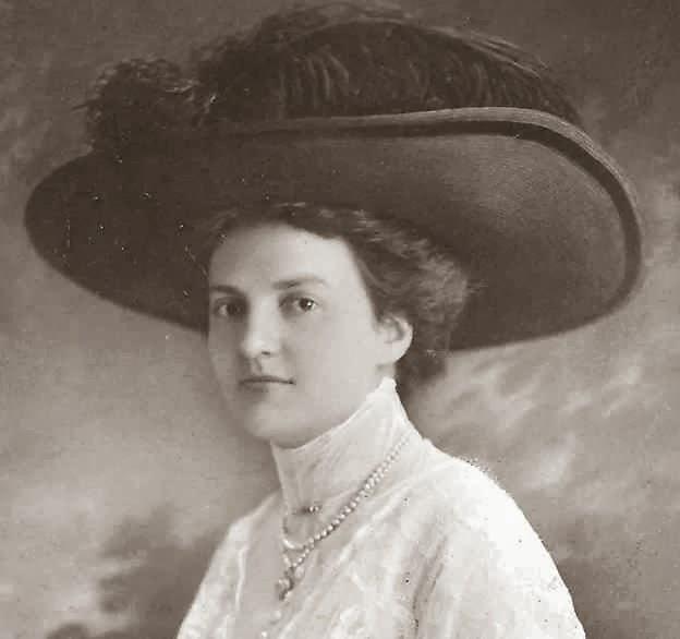 Prinzessin Hildegard von Bayern