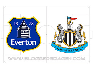 Pertandingan Everton vs Newcastle United