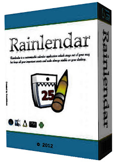 uk Rainlendar Professional v 2.10 Build 120 Incl Keygen pk
