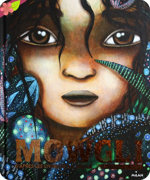 MOWGLI, adaptation de Maxime Rovere, illustrations de Justine Brax