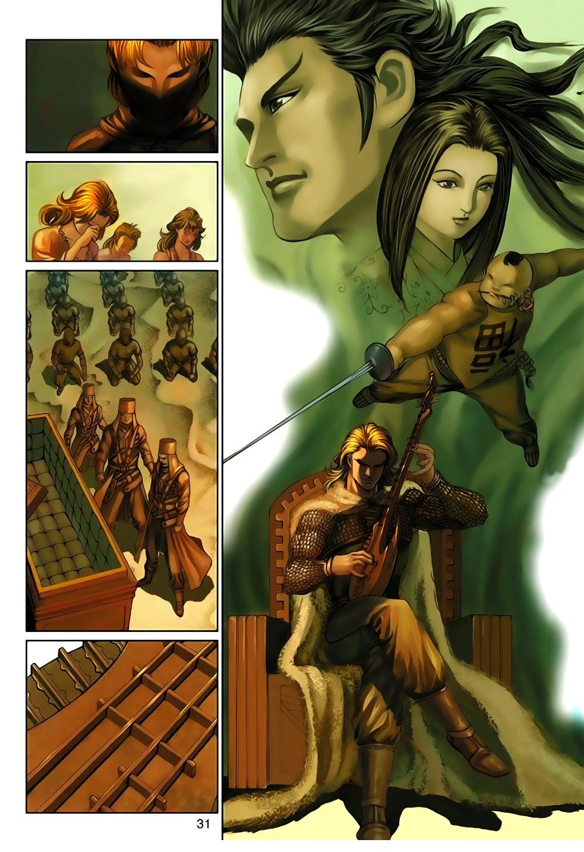 Thần Binh Tiền Truyện 4 - Huyền Thiên Tà Đế chap 13 - Trang 31