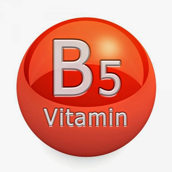 Health Benefits Of Vitamin B5 ( Pantothenic Acid )