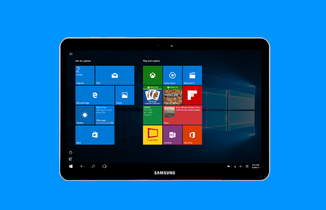 Samsung 12 Inch Tablet With Windows 10 Tablet Gets Wi-Fi certification