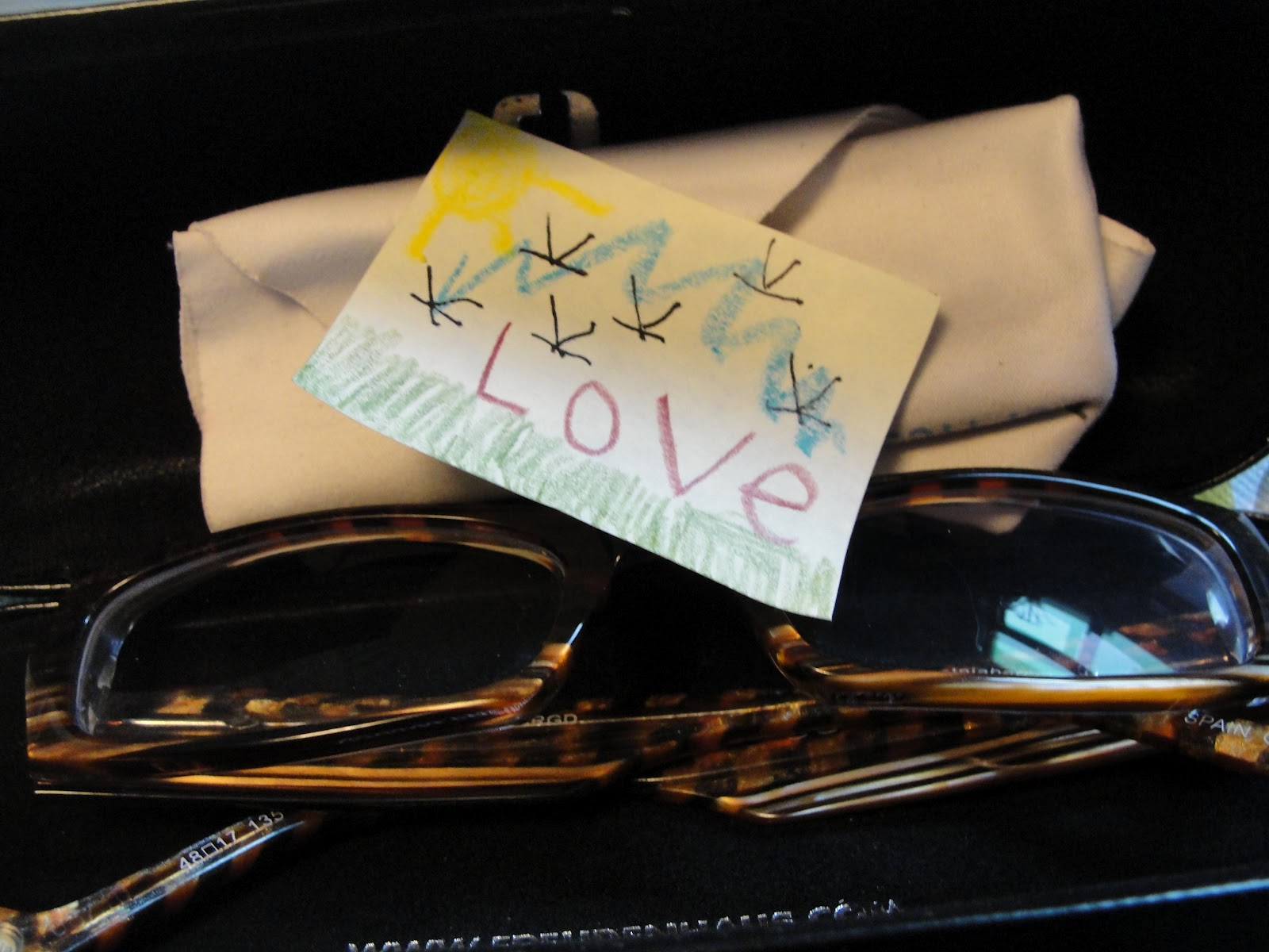 Bathroom Mirror Love Notes mother's day love notes
